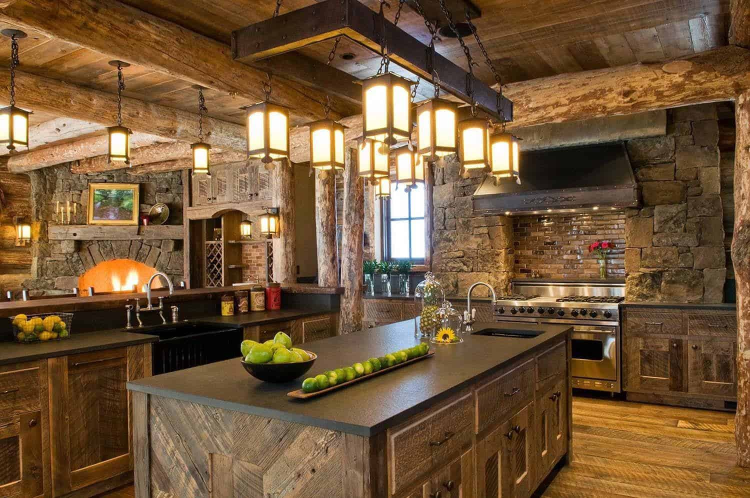 Rustic Mountain Retreat-Pearson Design Group-06-1 Kindesign