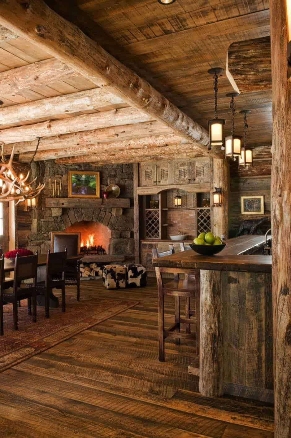 Rustic Mountain Retreat-Pearson Design Group-08-1 Kindesign