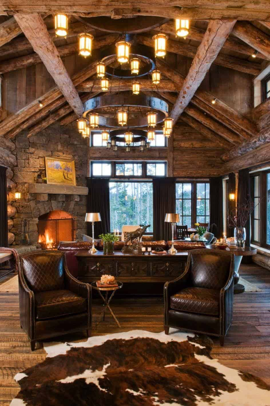 Rustic Mountain Retreat-Pearson Design Group-10-1 Kindesign