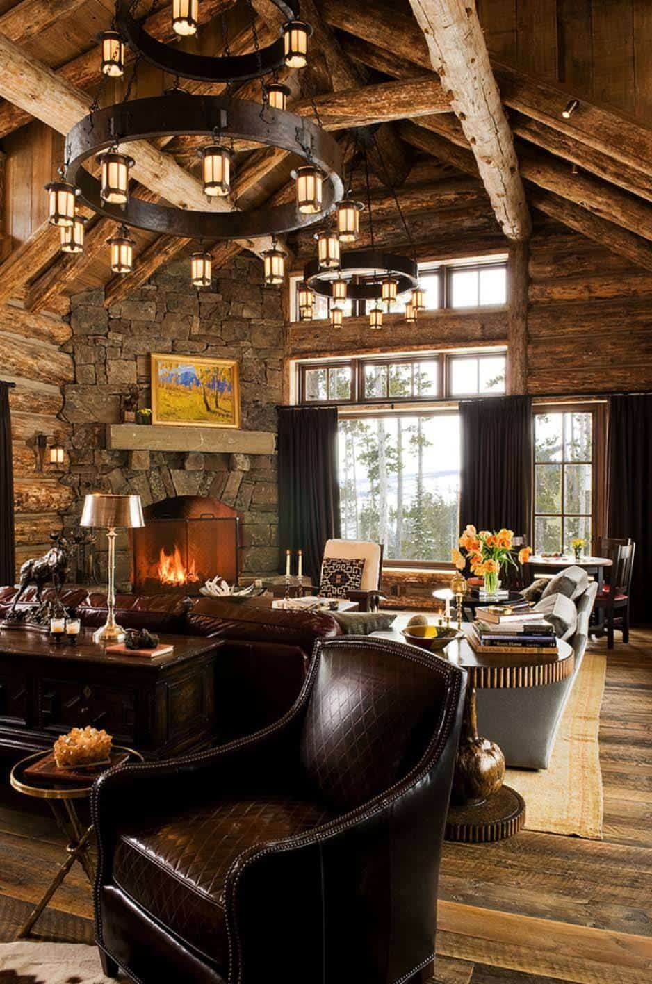 Rustic Mountain Retreat-Pearson Design Group-11-1 Kindesign