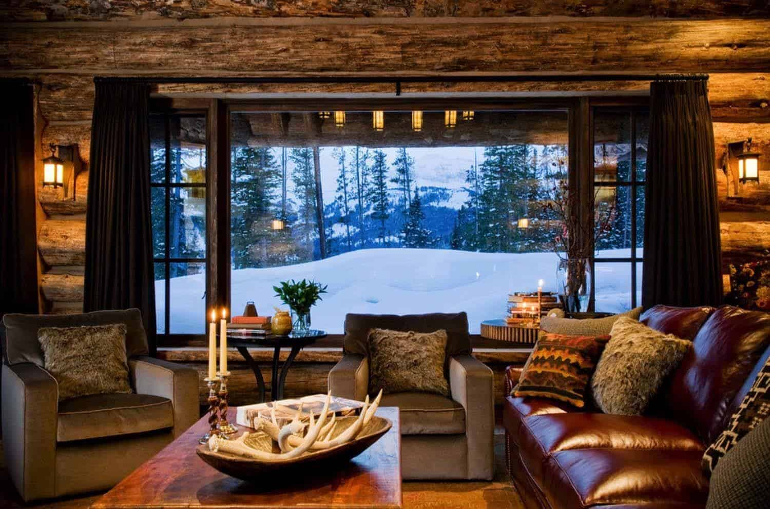 Rustic Mountain Retreat-Pearson Design Group-13-1 Kindesign