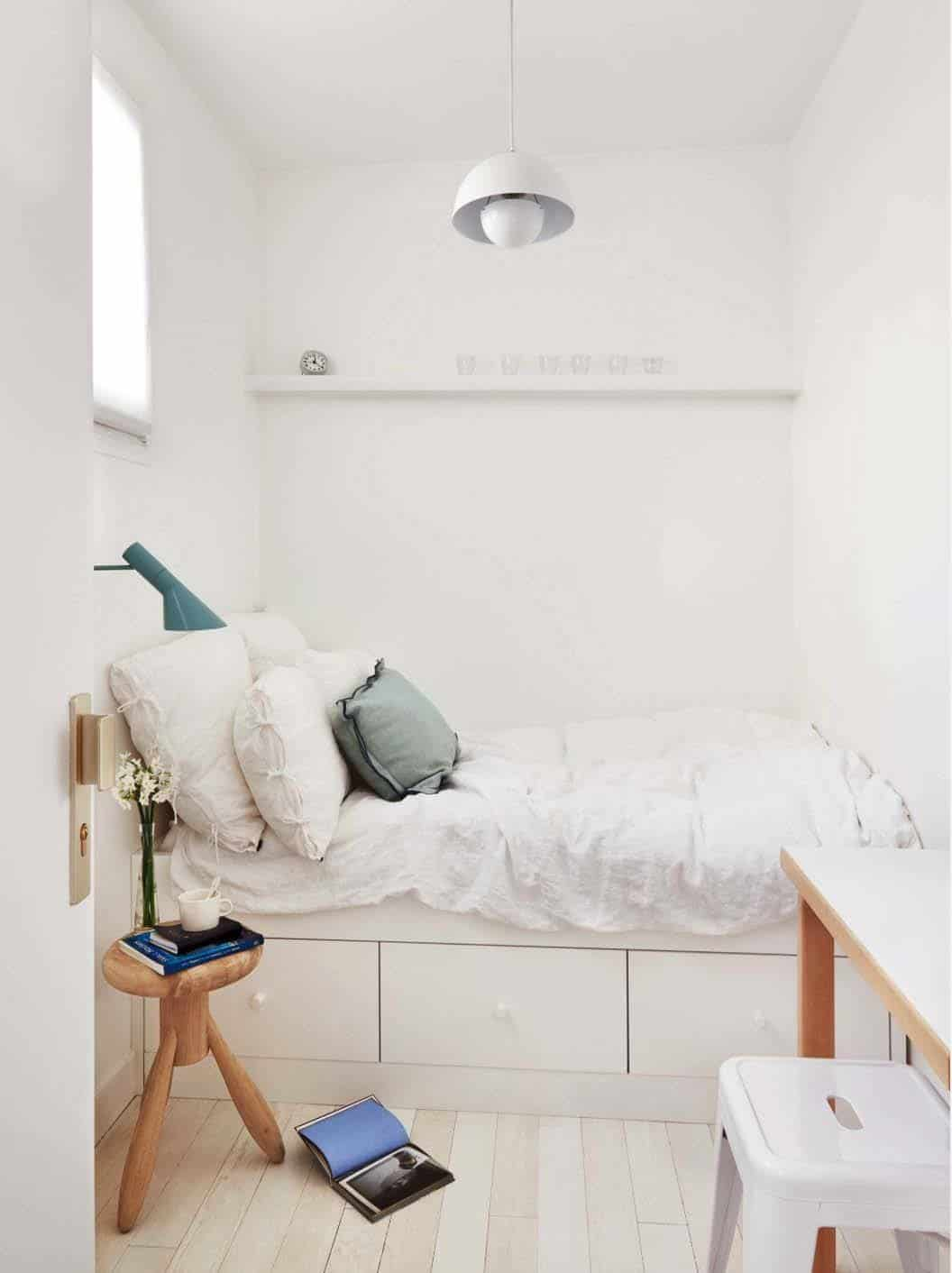 Scandinavian Bedroom Ideas-12-1 Kindesign