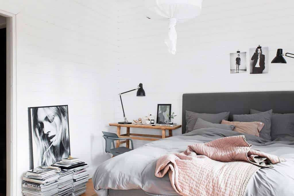 Scandinavian Bedroom Ideas-17-1 Kindesign