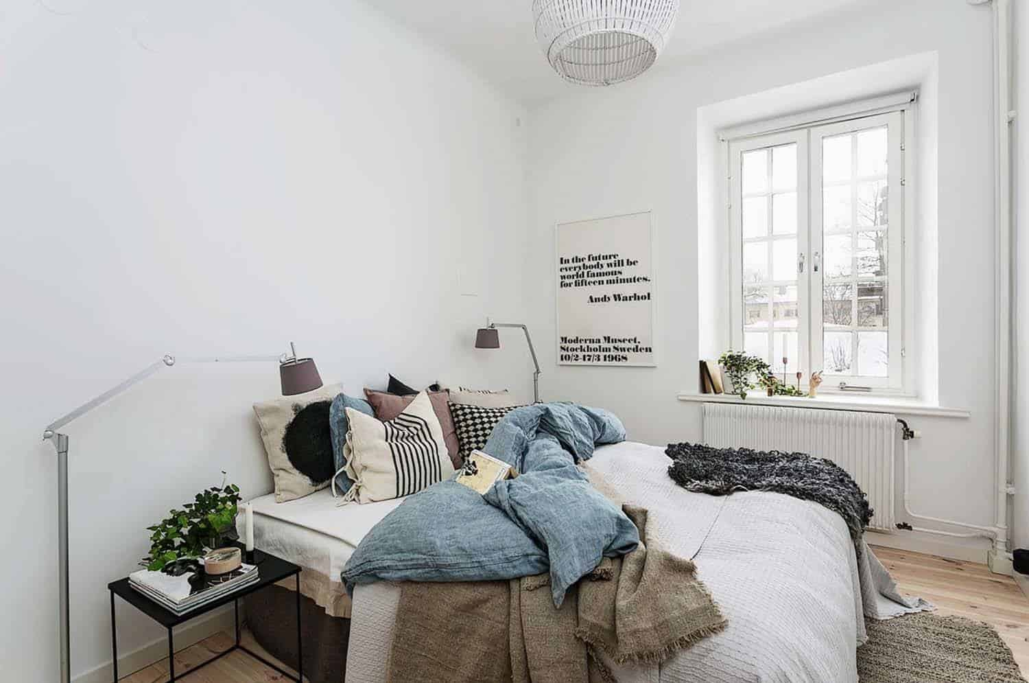 Scandinavian Bedroom Ideas-19-1 Kindesign