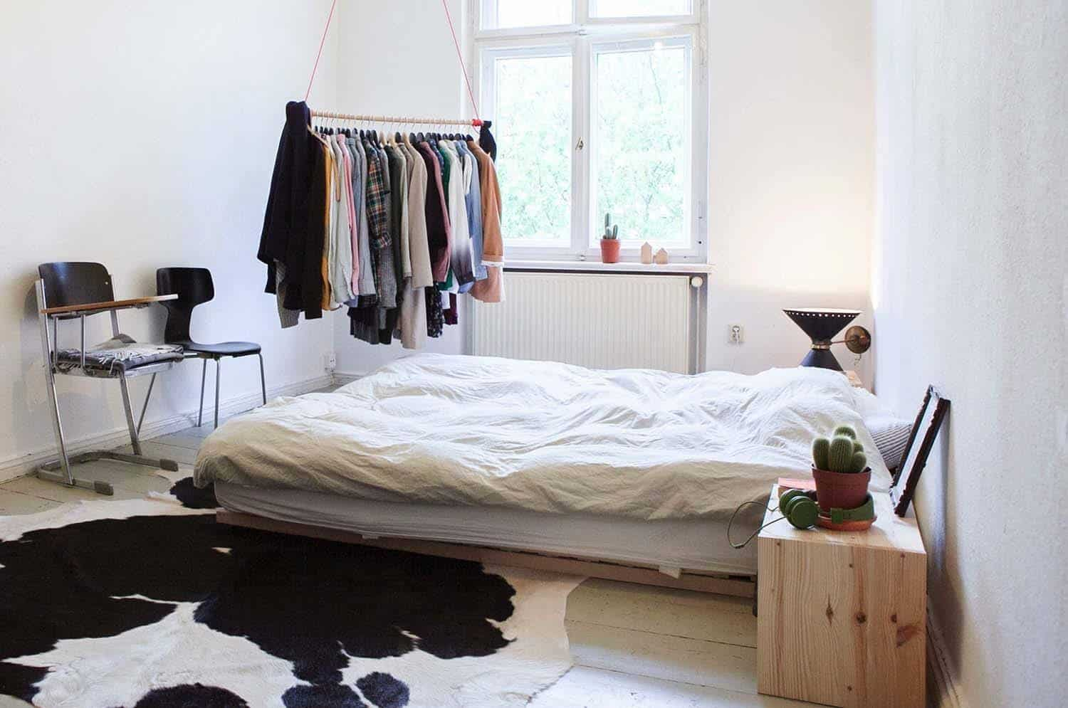Scandinavian Bedroom Ideas-22-1 Kindesign