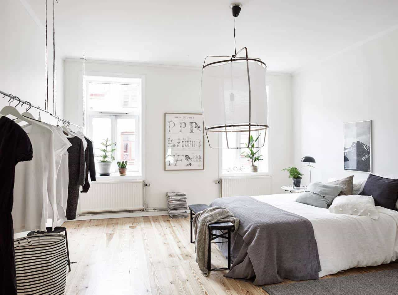 Scandinavian Bedroom Ideas-27-1 Kindesign