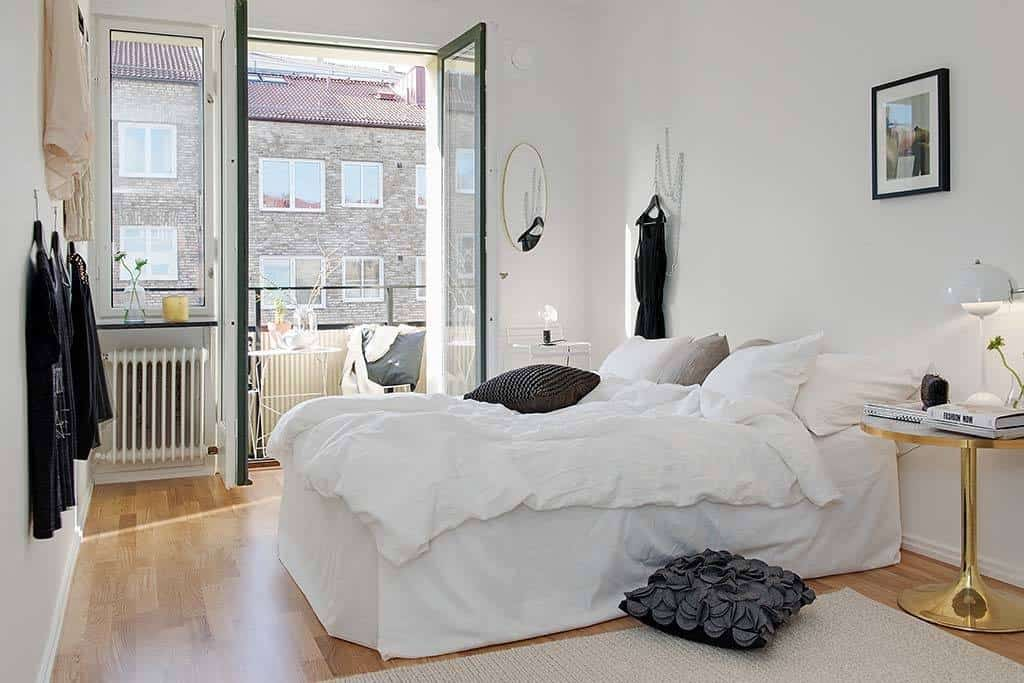 amazing scandinavian bedroom design ideas | One Kindesign