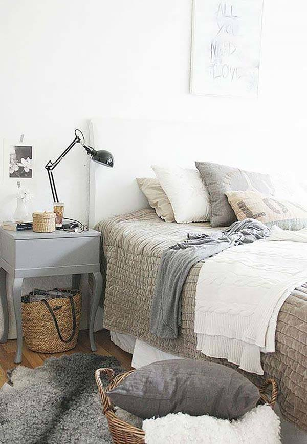Scandinavian Bedroom Ideas-45-1 Kindesign