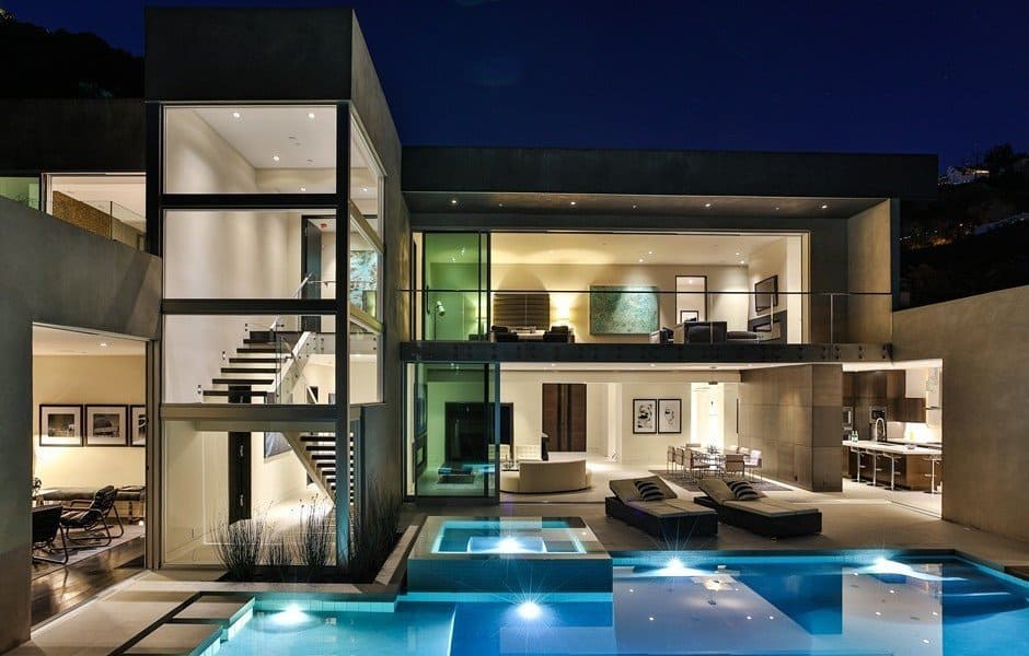 Stylish Contemporary Residence-01-1 Kindesign