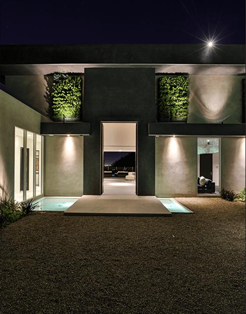 Stylish Contemporary Residence-04-1 Kindesign