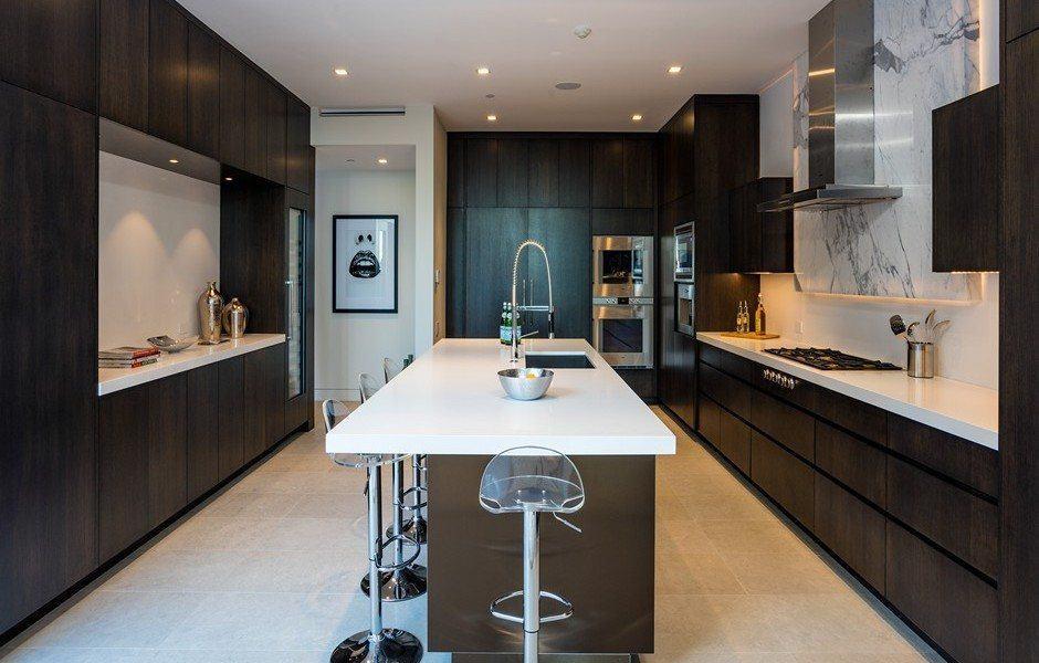 Stylish Contemporary Residence-06-1 Kindesign
