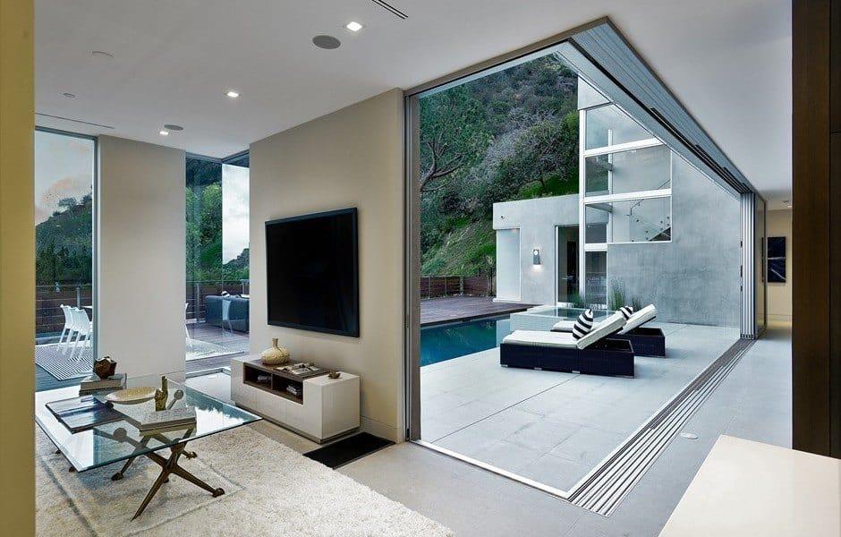 Stylish Contemporary Residence-08-1 Kindesign