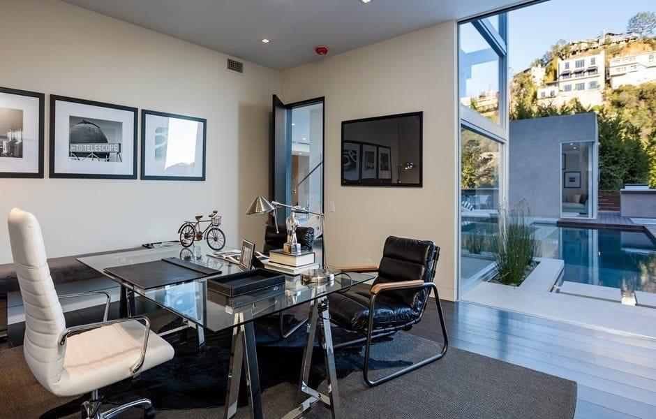 Stylish Contemporary Residence-14-1 Kindesign