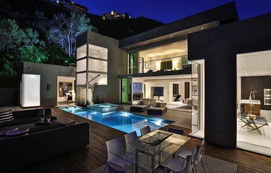 Stylish Contemporary Residence-21-1 Kindesign