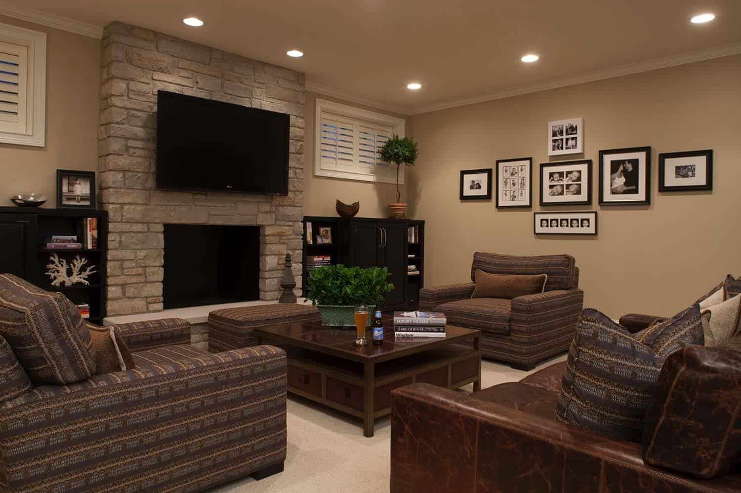 Traditional Home Interior-Michael Abrams-08-1 Kindesign