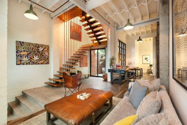 featured posts image for Fabulous New York style warehouse conversion in Melbourne