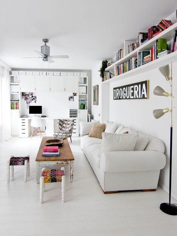 White Apartment Interiors-02-1 Kindesign