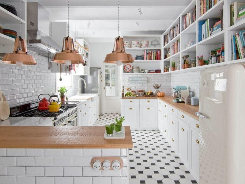 White Apartment Interiors-06-1 Kindesign