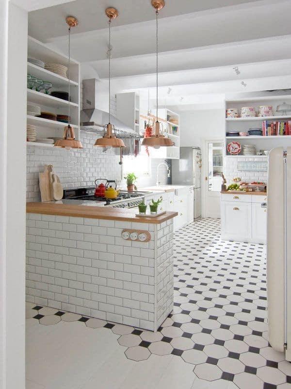White Apartment Interiors-07-1 Kindesign