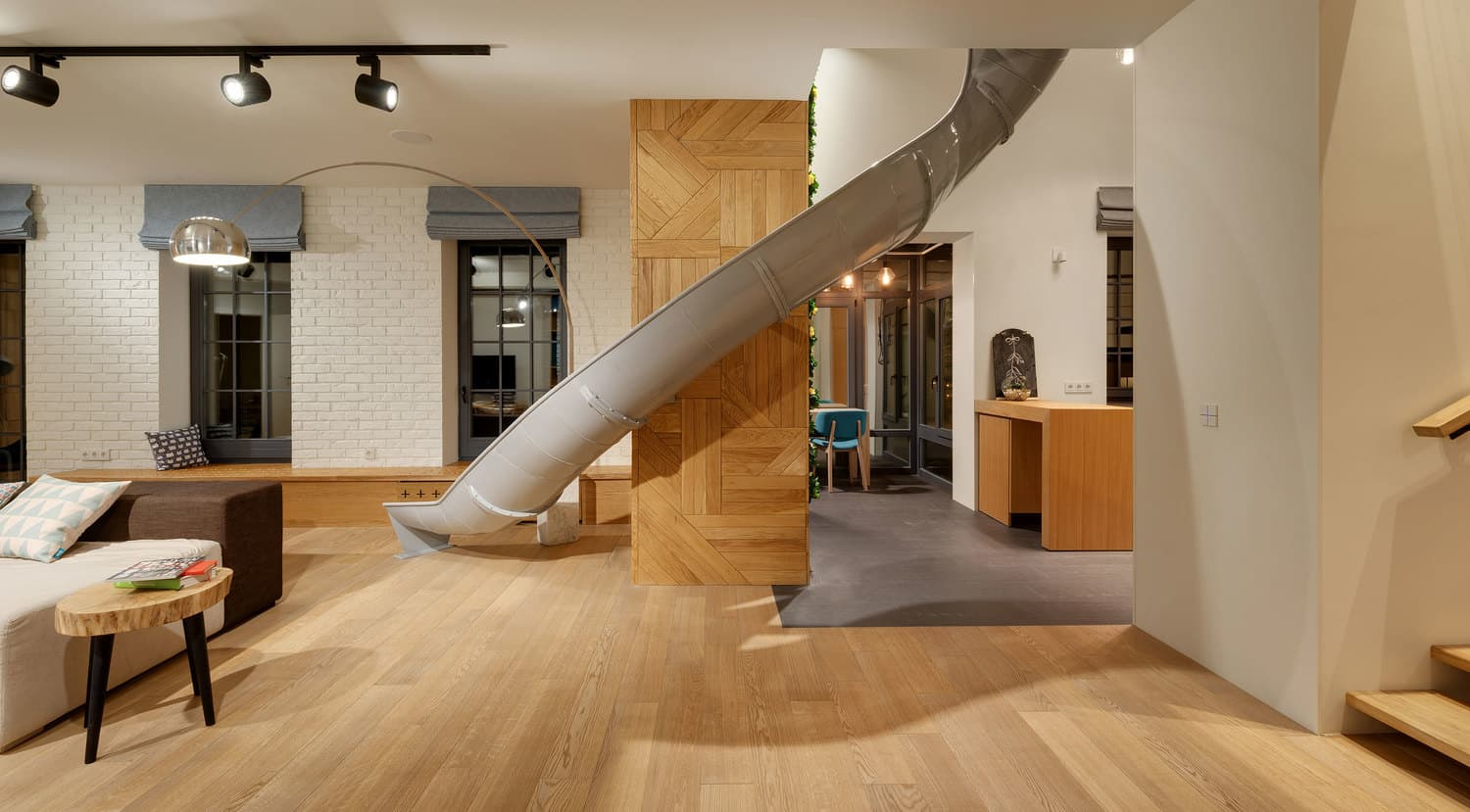 Apartment With Slide-KI Design-06-1 Kindesign
