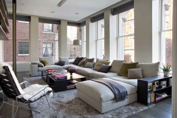 featured posts image for Renovated New York loft is a showcase to exquisite artwork