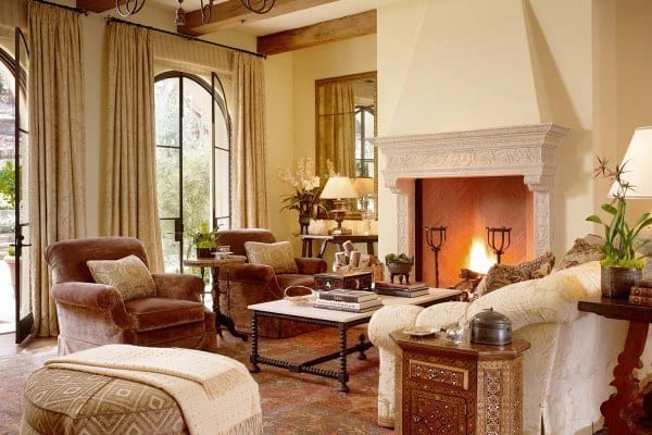 featured posts image for Spanish-style hacienda in Carmel Valley showcases inviting design