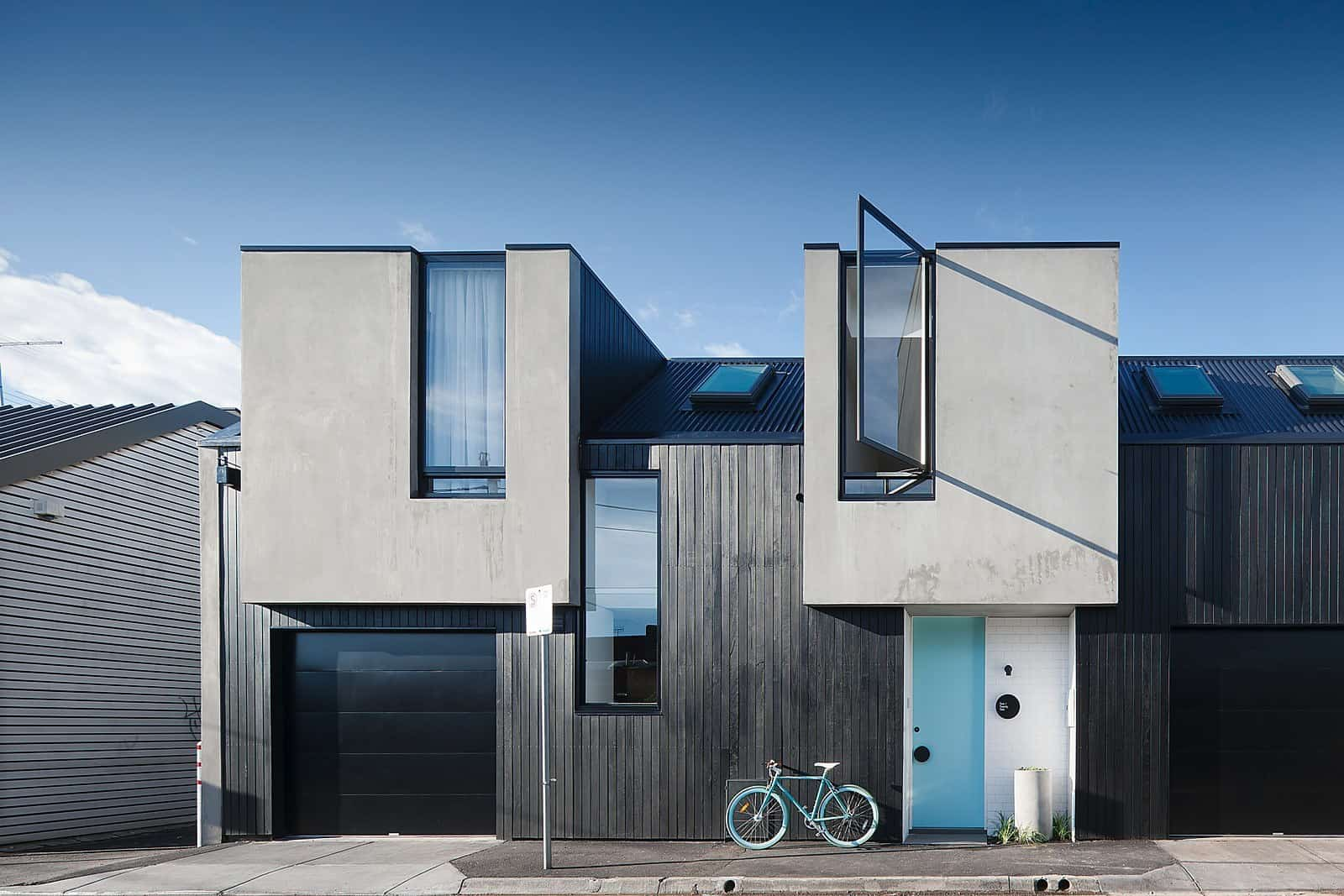 Contemporary Townhouse-Nixon Tulloch Fortey-01-1 Kindesign