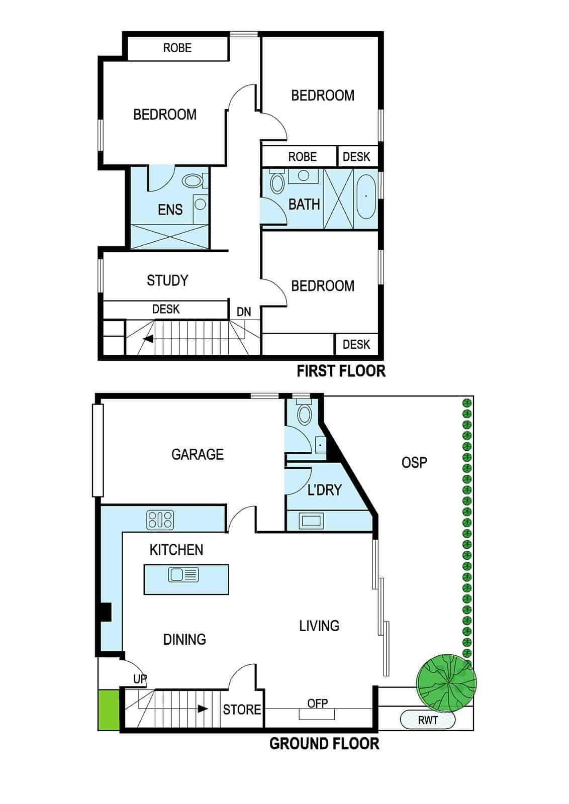 Contemporary Townhouse-Nixon Tulloch Fortey-15-1 Kindesign