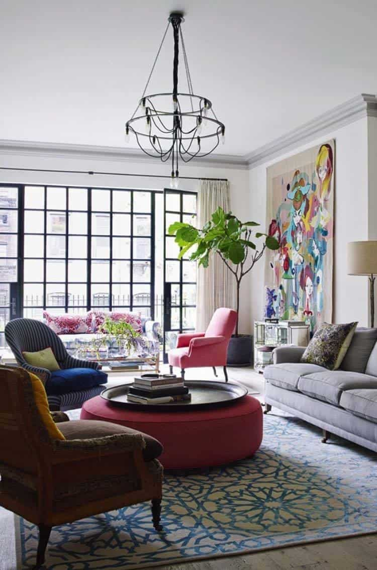 Greenwich Village Townhouse-02-1 Kindesign