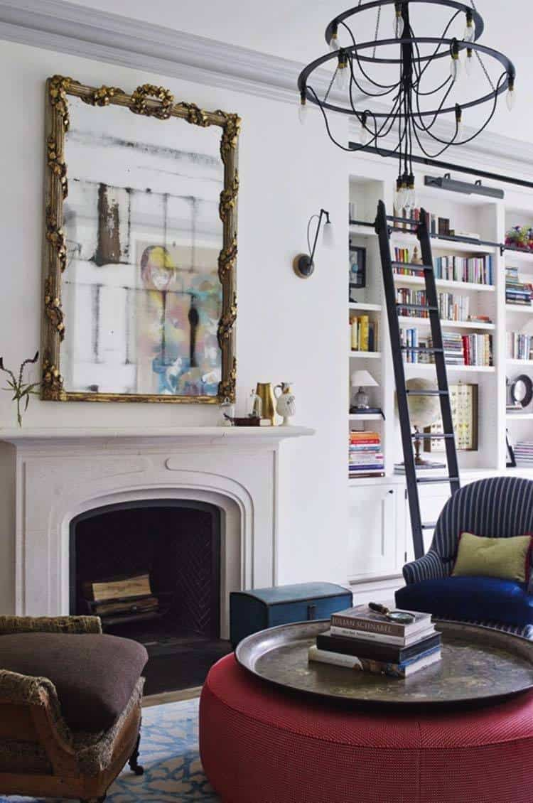 Greenwich Village Townhouse-03-1 Kindesign