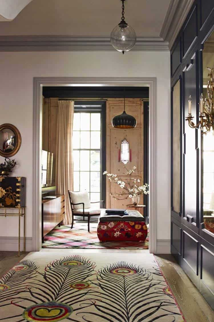 Greenwich Village Townhouse-04-1 Kindesign