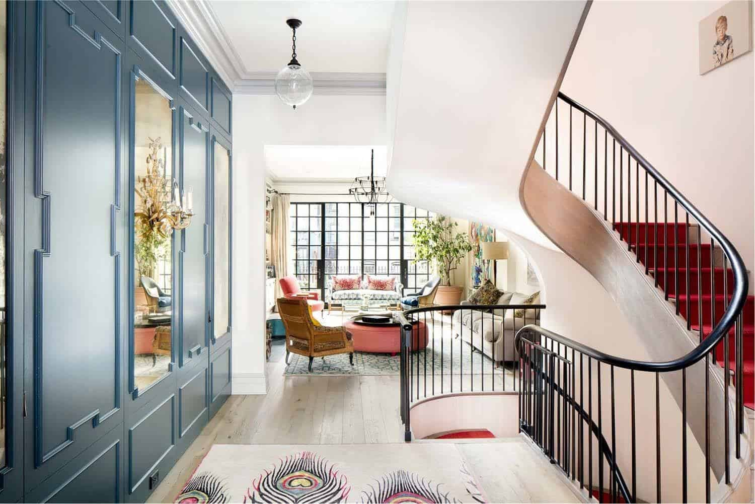Greenwich Village Townhouse-05-1 Kindesign