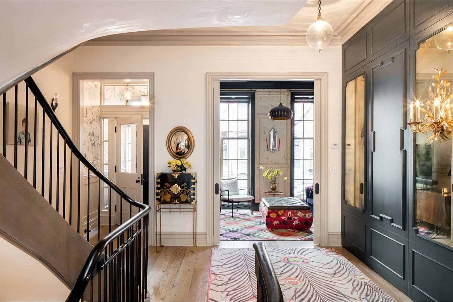 Greenwich Village Townhouse-06-1 Kindesign