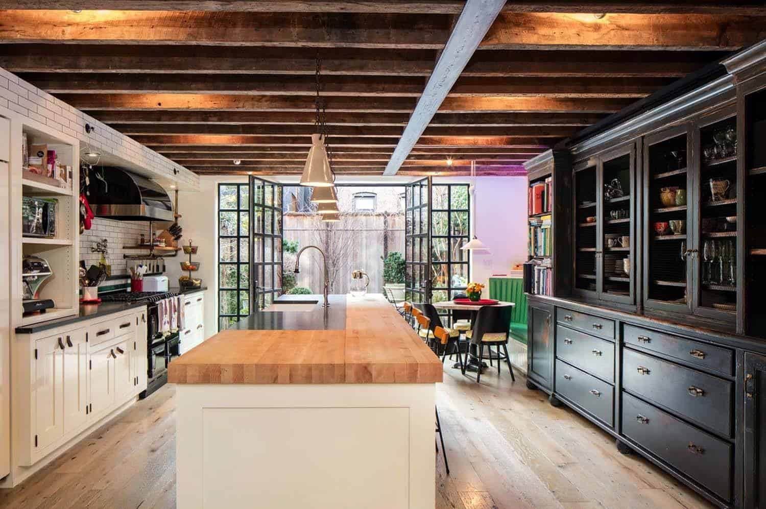 Greenwich Village Townhouse-09-1 Kindesign