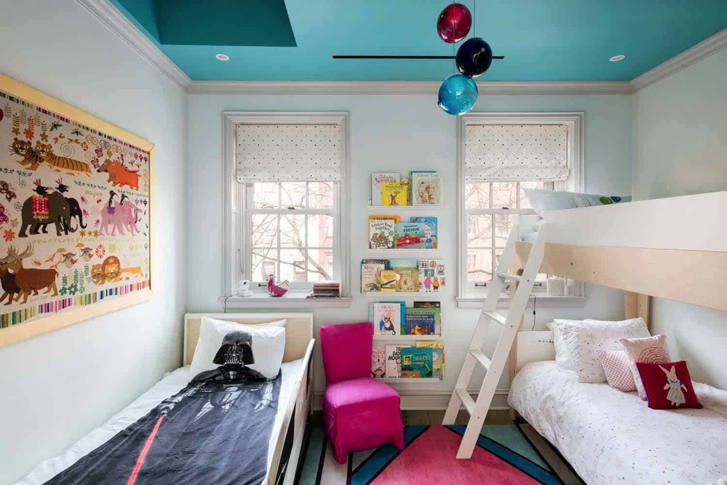Greenwich Village Townhouse-19-1 Kindesign