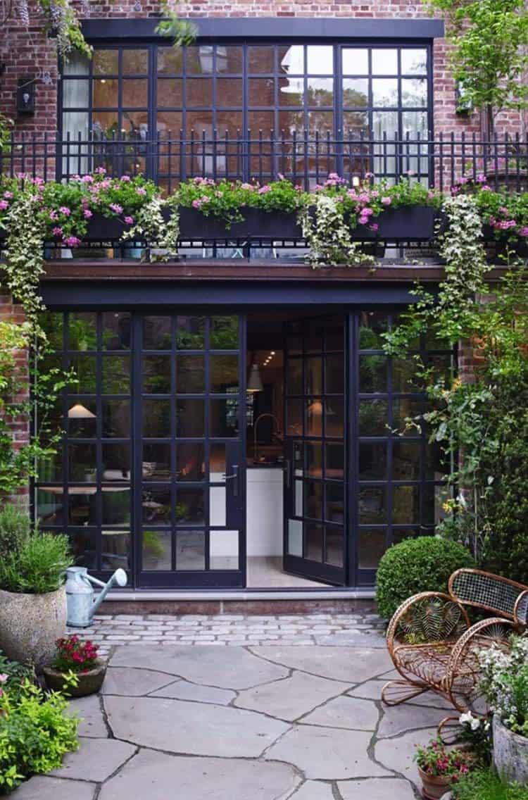 Greenwich Village Townhouse-20-1 Kindesign