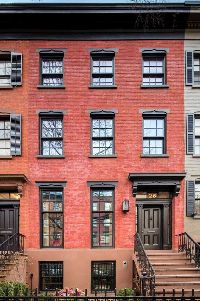 Greenwich Village Townhouse-25-1 Kindesign