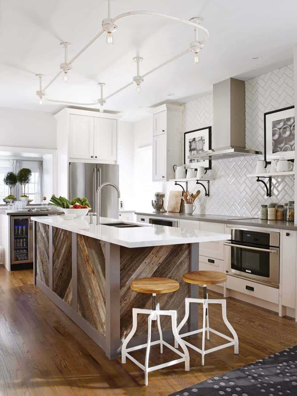 kitchen island options 30 brilliant kitchen island ideas that make a statement 3476
