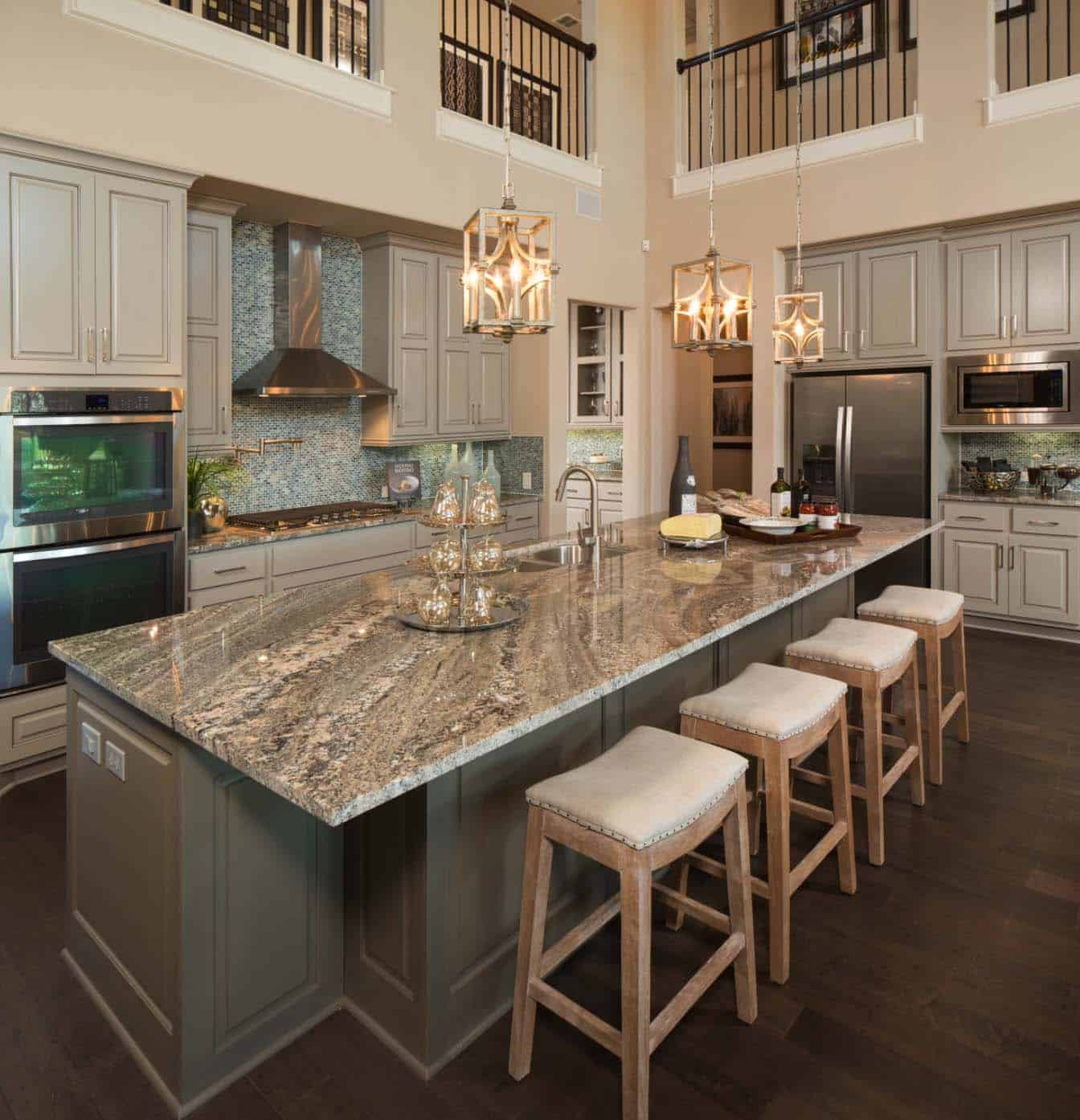 kitchen island options 30 brilliant kitchen island ideas that make a statement 5953