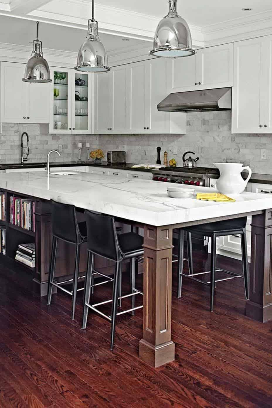 kitchen island options 30 brilliant kitchen island ideas that make a statement 2818
