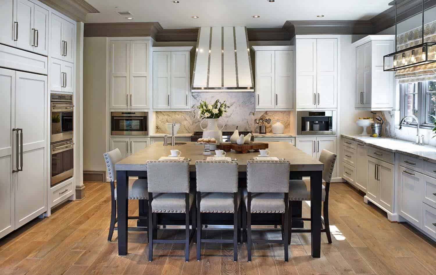 kitchen island options 30 brilliant kitchen island ideas that make a statement 4072