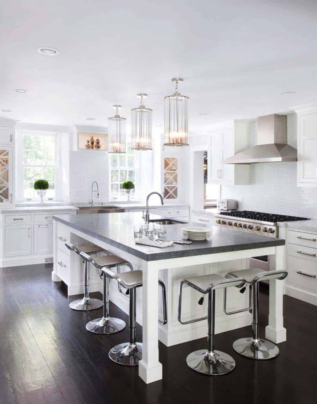 kitchen island options 30 brilliant kitchen island ideas that make a statement 2812