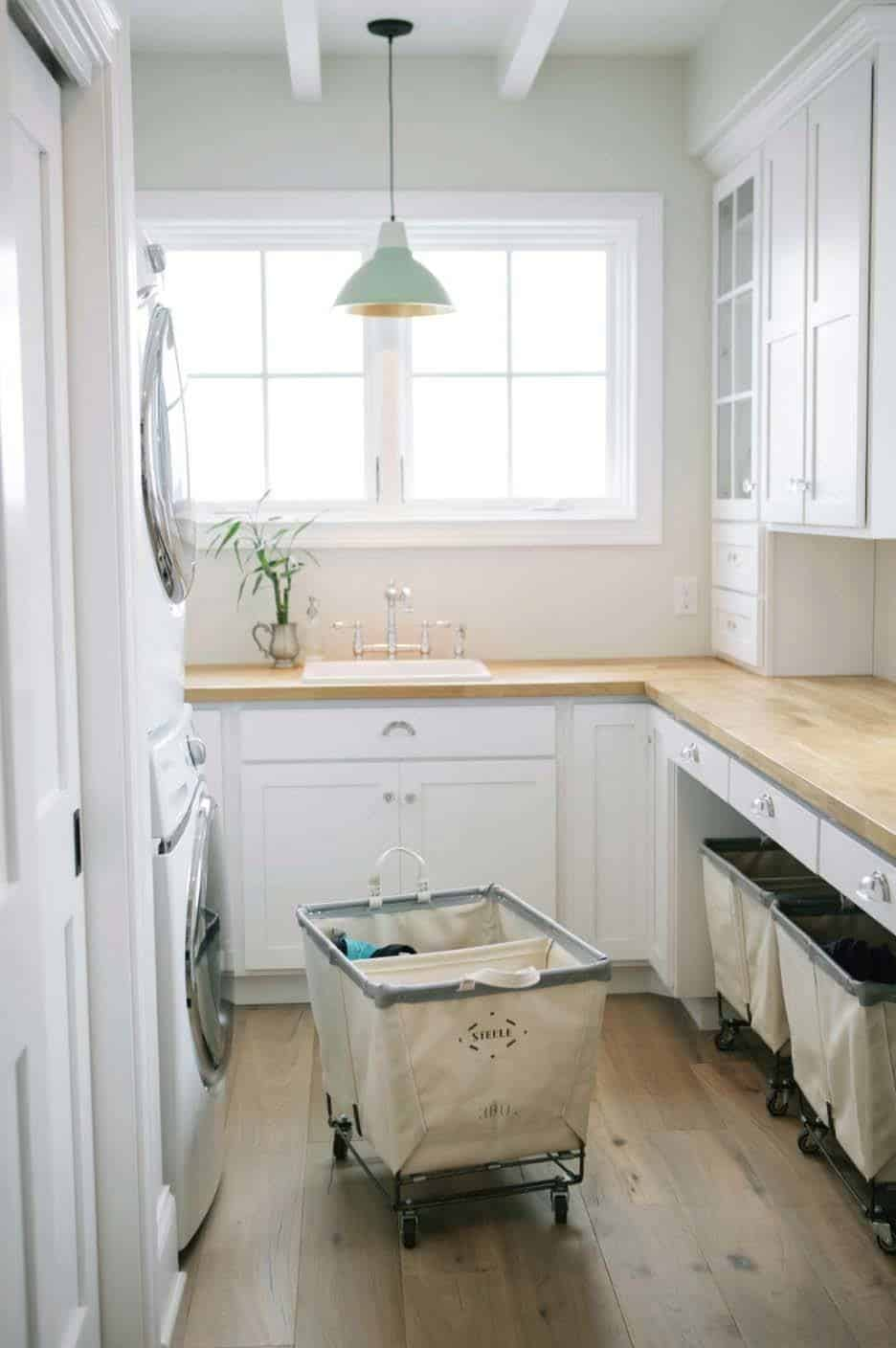 Laundry Room Organization Ideas-08-1 Kindesign