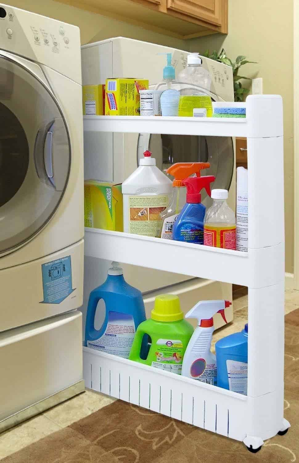Laundry Room Organization Ideas-12-1 Kindesign