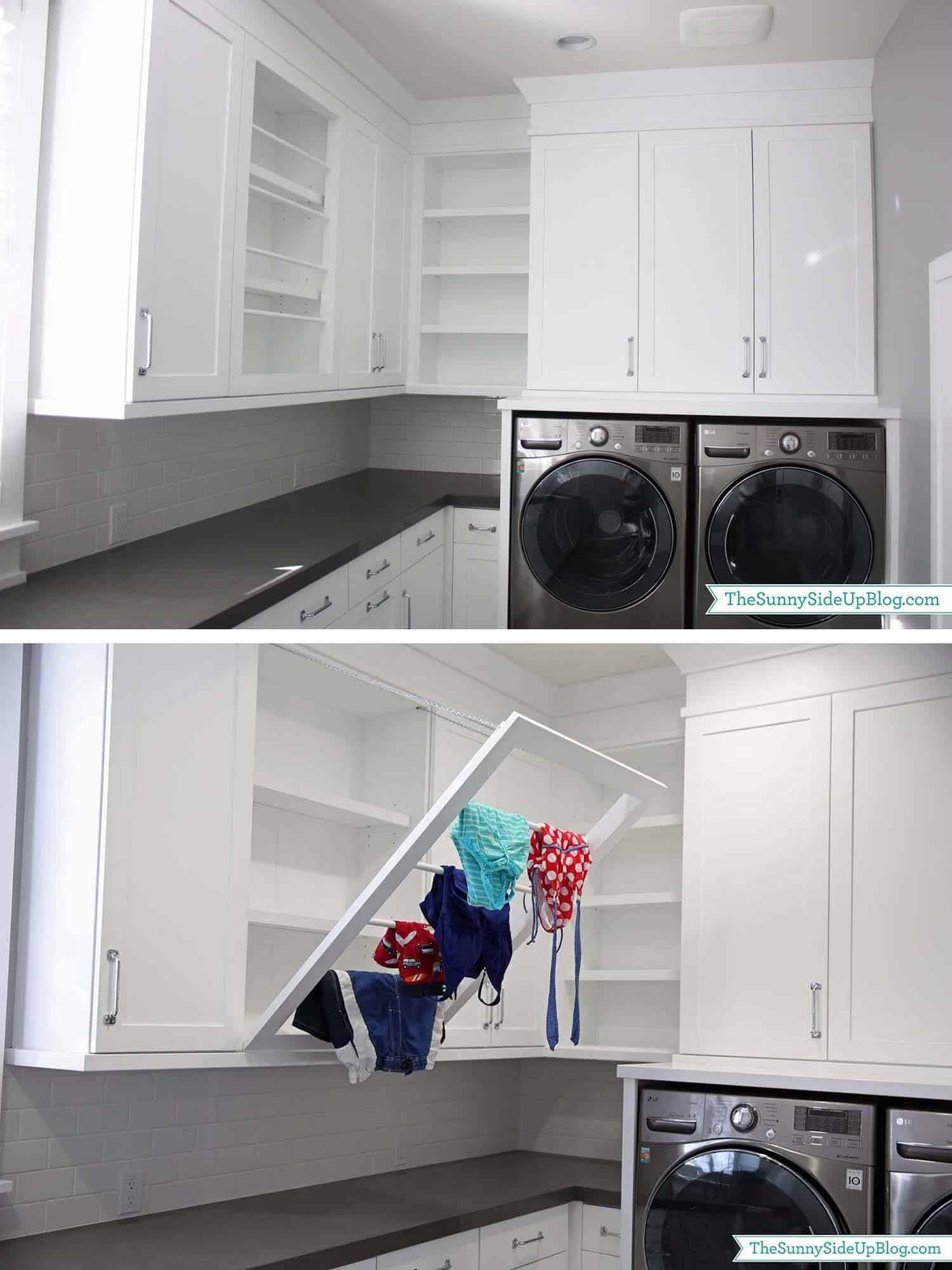 Laundry Room Organization Ideas-14-1 Kindesign