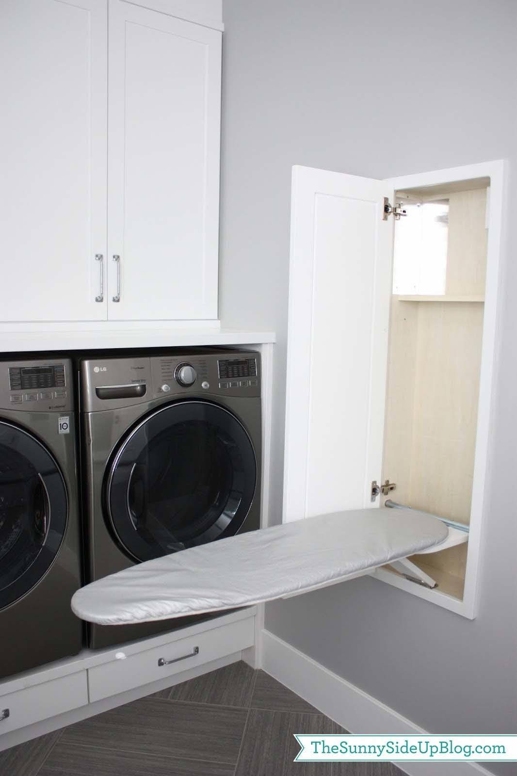 Laundry Room Drying Rack Ideas