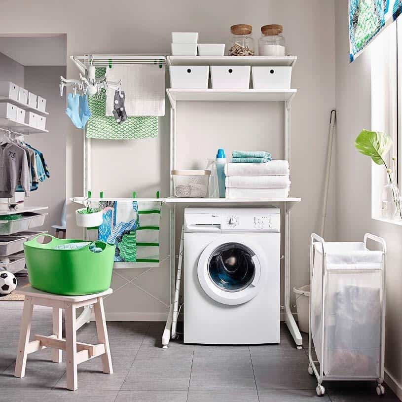 Laundry Room Organization Ideas-18-1 Kindesign