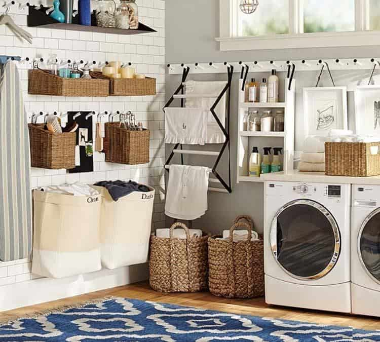 Laundry Room Organization Ideas-19-1 Kindesign