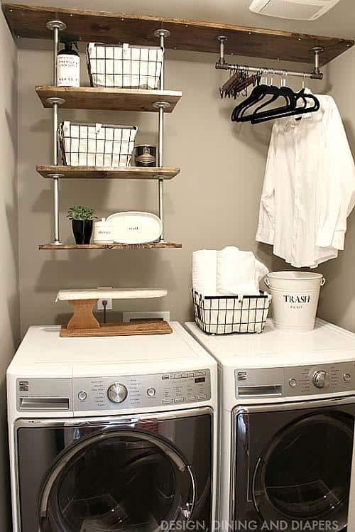 Laundry Room Organization Ideas-20-1 Kindesign
