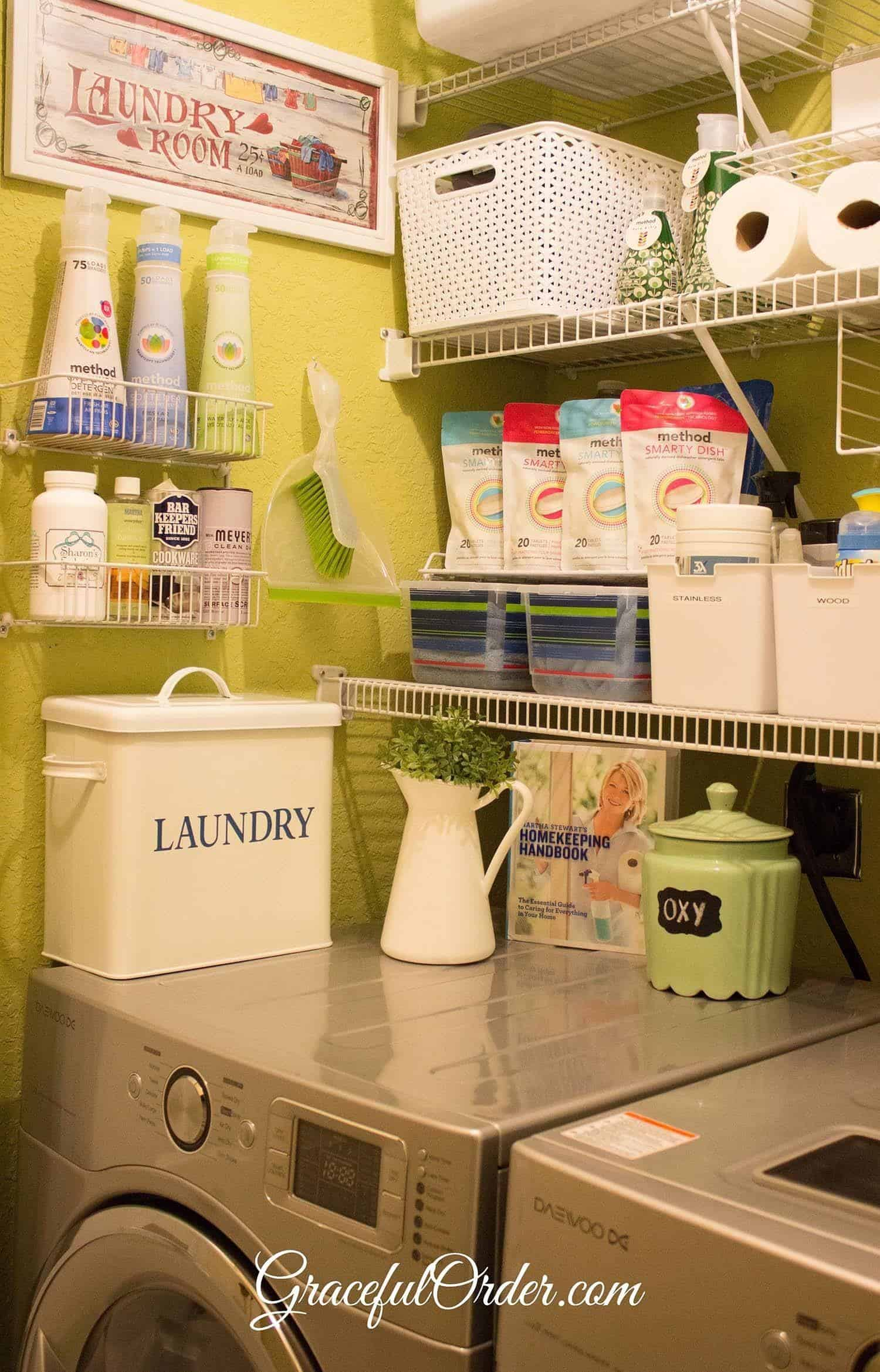 Laundry Room Organization Ideas-24-1 Kindesign